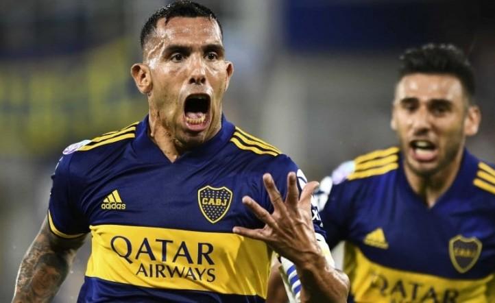 Boca Juniors Tevez