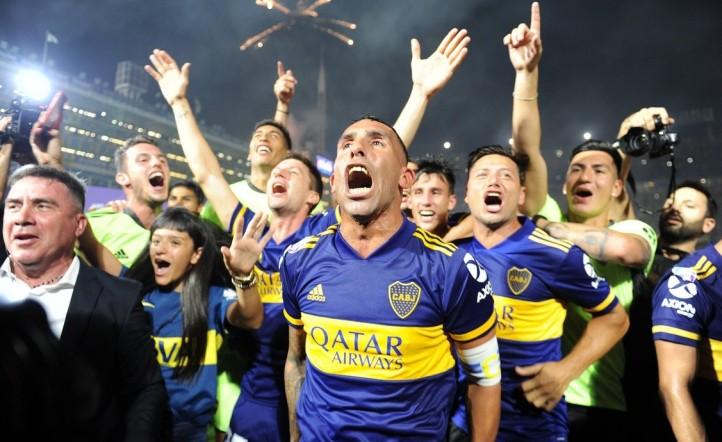 Boca Juniors Campeon