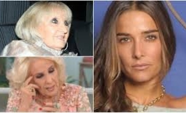 Juana Viale, Mirtha y Silvia Legrand