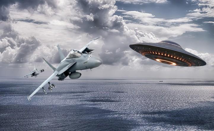 Ovnis y Aviones