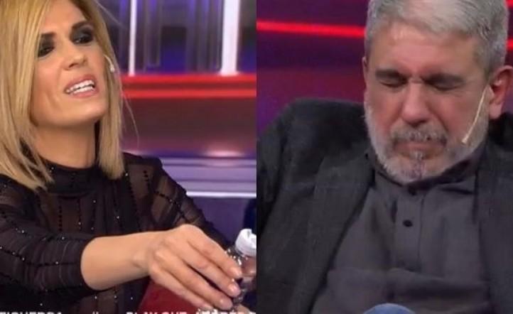 Viviana Canosa Aníbal Fernández