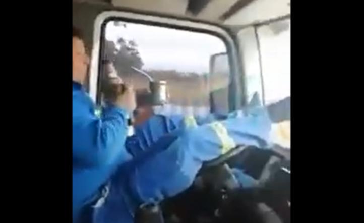 el Pichi Camionero