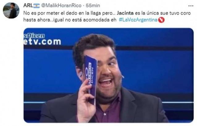jacinta la voz argentina